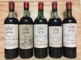 COLLECTION CHATEAU MOUTON ROTHSCHILD 1940-2005