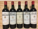 VERTICALE CHATEAU MOUTON ROTHSCHILD 1945-2005