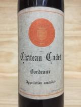 CHÂTEAU CADET 1955
