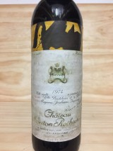 CHATEAU MOUTON ROTHSCHILD 1974