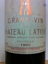 CHÂTEAU LATOUR 1993