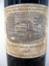 CHÂTEAU LAFITE-ROTHSCHILD 1965