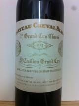 CHÂTEAU CHEVAL BLANC 1992