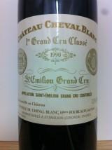 CHÂTEAU CHEVAL BLANC 1990 MAGNUM