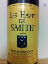 CHÂTEAU les HAUTS de SMITH 1990