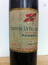 CHÂTEAU LA FLEUR PETRUS 1953