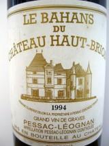 CHÂTEAU BAHANS HAUT-BRION 1994