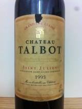 CHÂTEAU TALBOT 1993