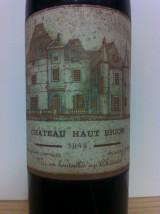 CHÂTEAU HAUT-BRION 1942