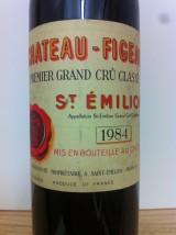 CHÂTEAU FIGEAC 1984