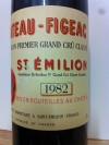CHÂTEAU FIGEAC 1982