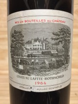 CHÂTEAU LAFITE ROTHSCHILD 1964