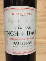 CHÂTEAU LYNCH BAGES 1977